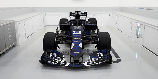 Red Bull reveals 2018 RB14