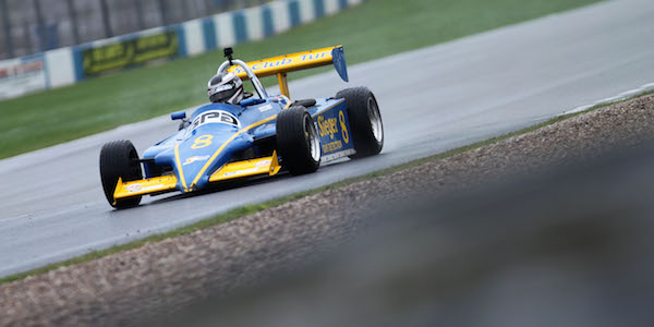 Martin Brundle F3 car added to Race Retro