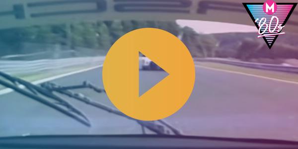 '80s month: Watch the Porsche 956 at Spa