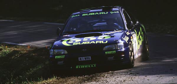 Race Retro to celebrate Prodrive boss