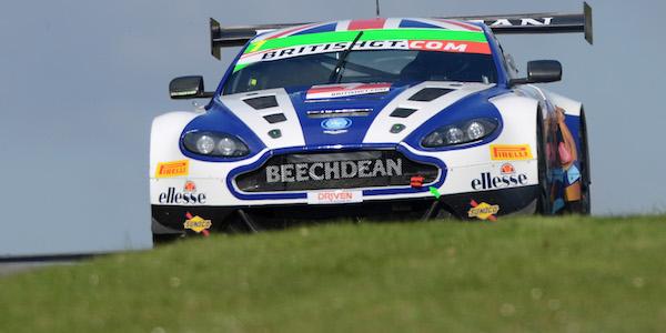 Aston Martin gears up for Vantage V12 send-off