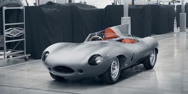 Jaguar to resume D-type production