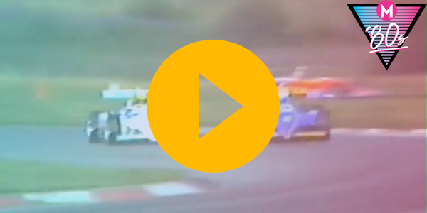 '80s month: watch Senna tangle with Brundle