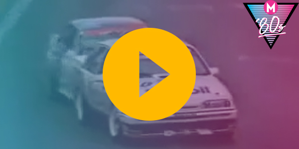 '80s month: controversy at Bathurst