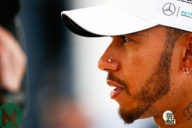 Forget the 'race card' – Hamilton is right