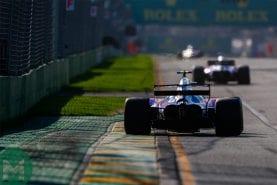 Australian F1 GP gets third DRS zone