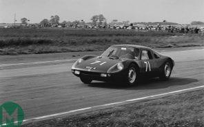 Porsche's milestone machine