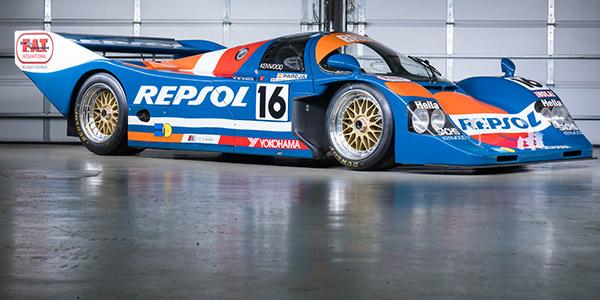Gallery: 1990 Porsche 962C