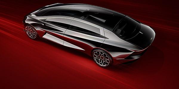 Aston Martin: the Lagonda lives on