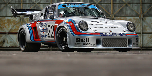 Gallery: 1971 Porsche 911 RSR Turbo