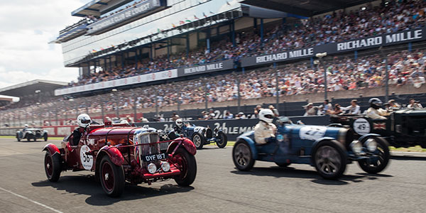 Join Motor Sport and Derek Bell at the Le Mans Classic 2018