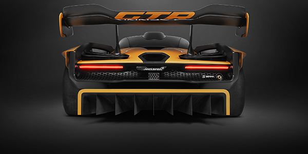 Gallery: McLaren Senna GTR