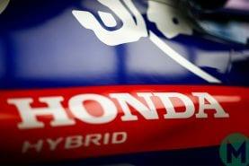 Red Bull and Honda discuss F1 partnership