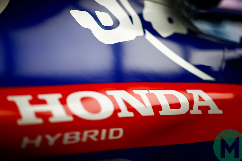 Red Bull and Honda discuss F1 partnership