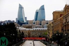 Bottas fastest in Azerbaijan Grand Prix FP1