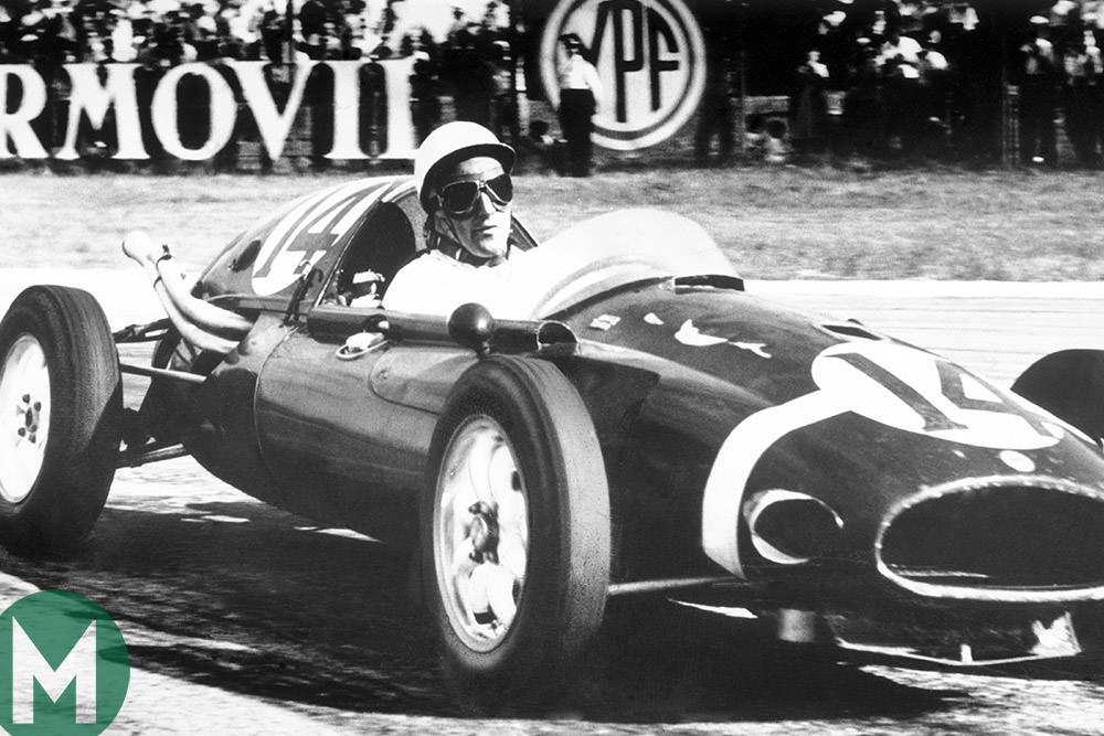 Moss' landmark 1958 Argentine GP victory