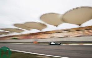 Lewis Hamilton tops Chinese Grand Prix practice