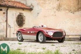Gallery: ex-Hawthorn 1953 Ferrari 625TF