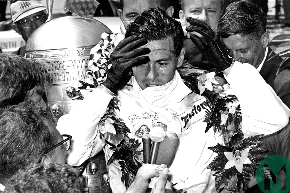 Jim Clark – The best of the best, extract #3
