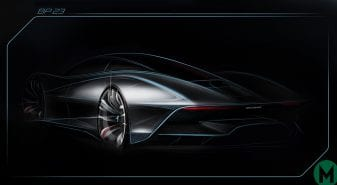 McLaren F1 reinvented