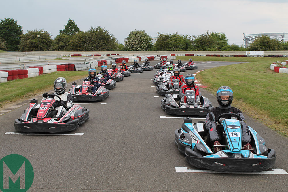 "Karting: ""It's not rocket science"""