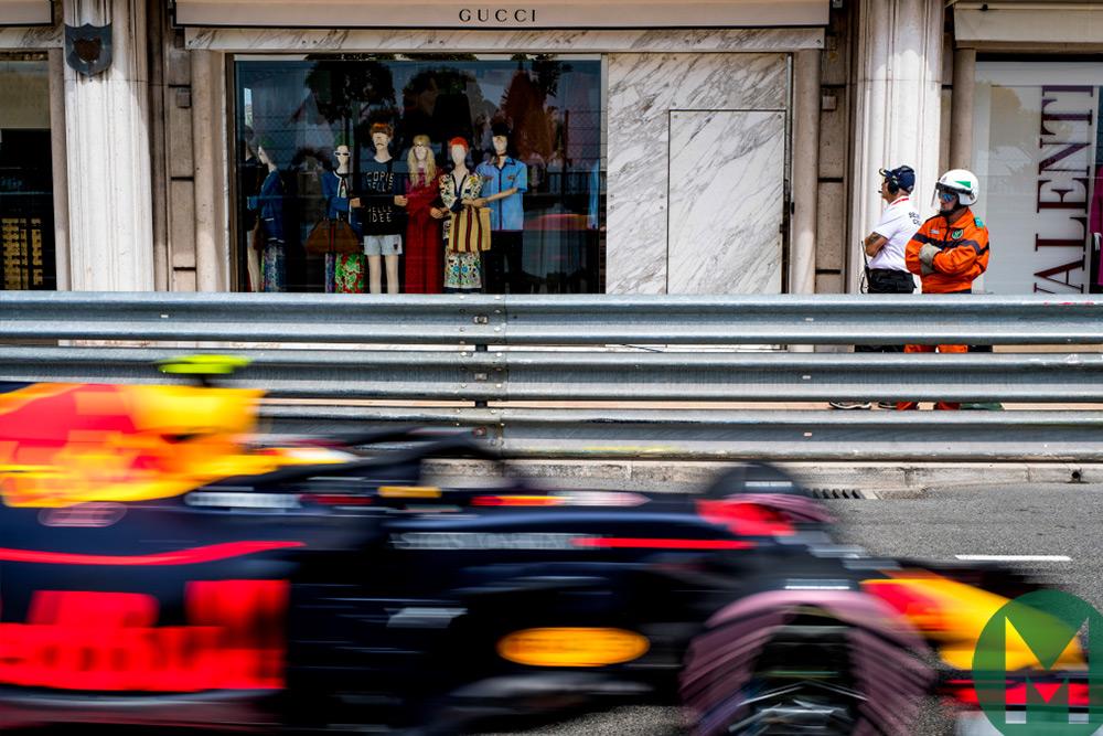 2018 Monaco Grand Prix: Red Bulls dominant in FP2