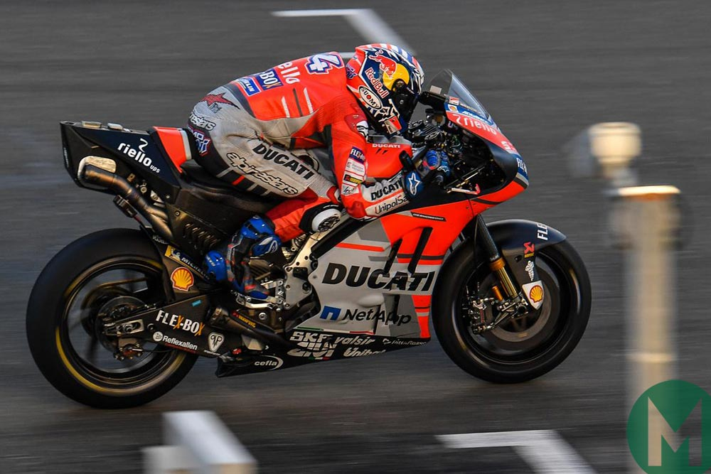 Dovizioso pens Ducati contract extension