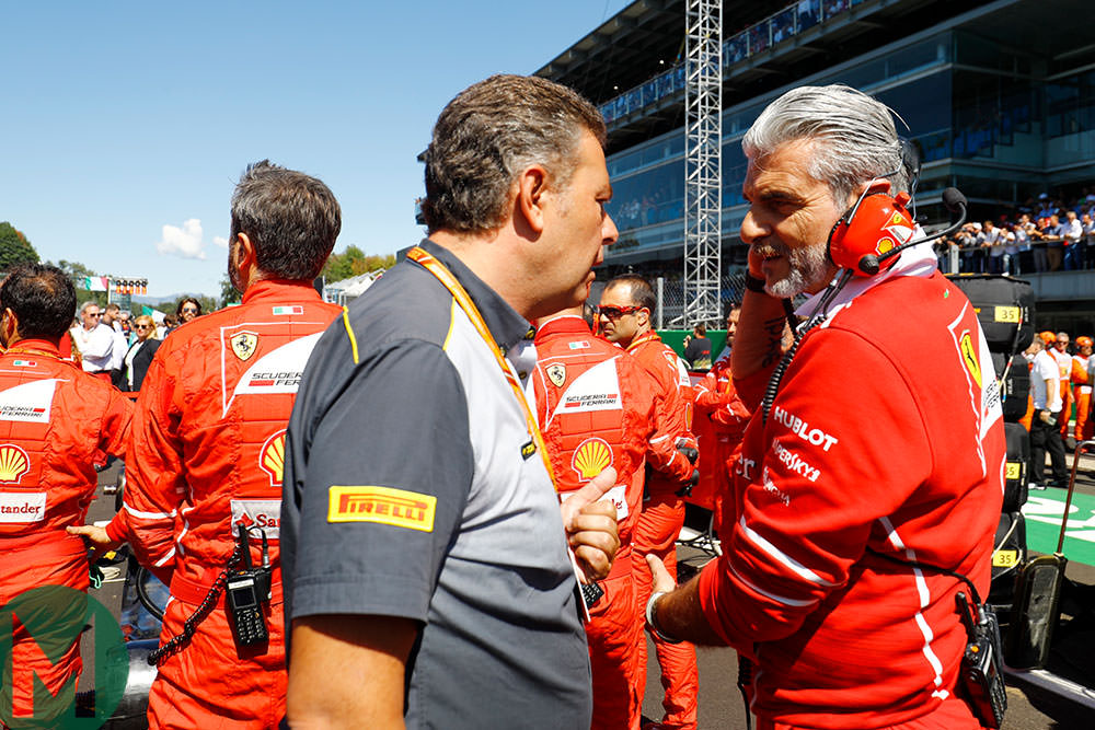 Ferrari's F1 tyre war with Pirelli