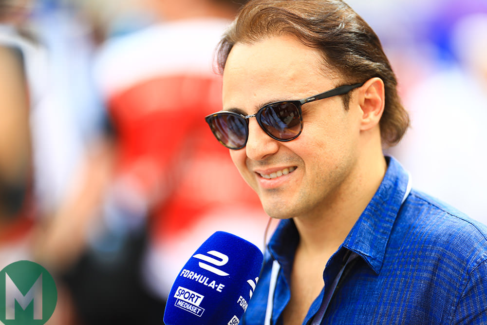 Felipe Massa to join Formula E