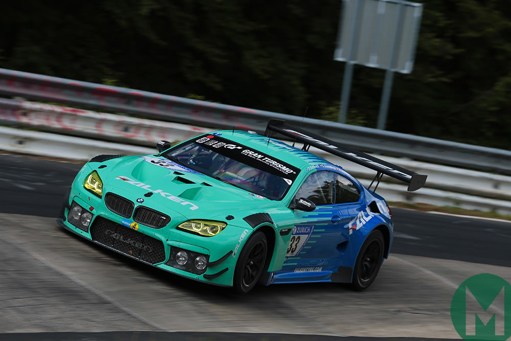 The Nürburgring 24 Hours from the eyes of a driver