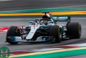 2018 Spanish F1 Grand Prix: Mercedes takes commanding 1-2