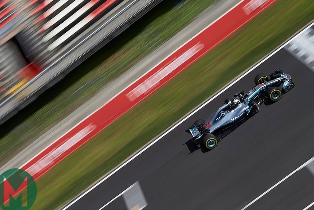 2018 Spanish F1 Grand Prix: Hamilton qualifies on pole in Mercedes 1-2