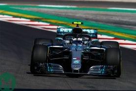 2018 Spanish Grand Prix: Mercedes takes 1-2 in FP1