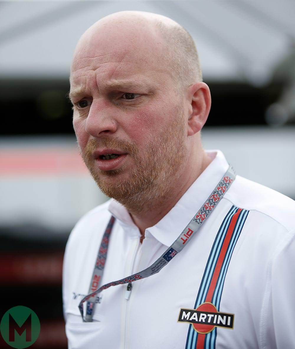 Williams F1 chief designer departs