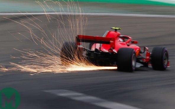 F1 changes 2019 aero rules