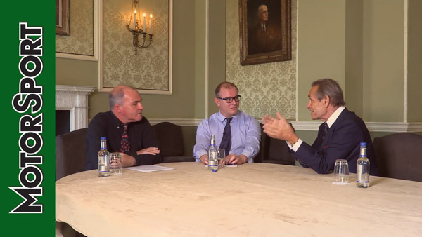 Royal Automobile Club Talk Show with Motor Sport: Jacky Ickx