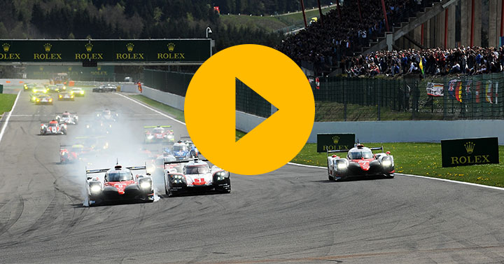 Watch: 2017 6 Hours of Spa highlights