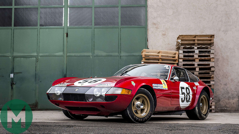 Gallery: 1969 Ferrari GTB/4 Daytona Group 4