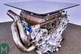 Cosworth auctions memorabilia ahead of Valkyrie project