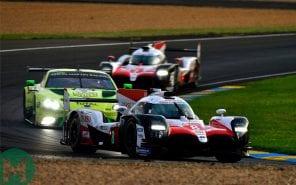 Updated: Toyota's Alonso, Buemi and Nakajima win 2018 Le Mans