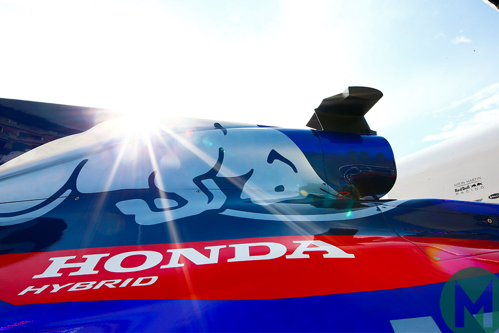Red Bull-Honda F1 deal confirmed