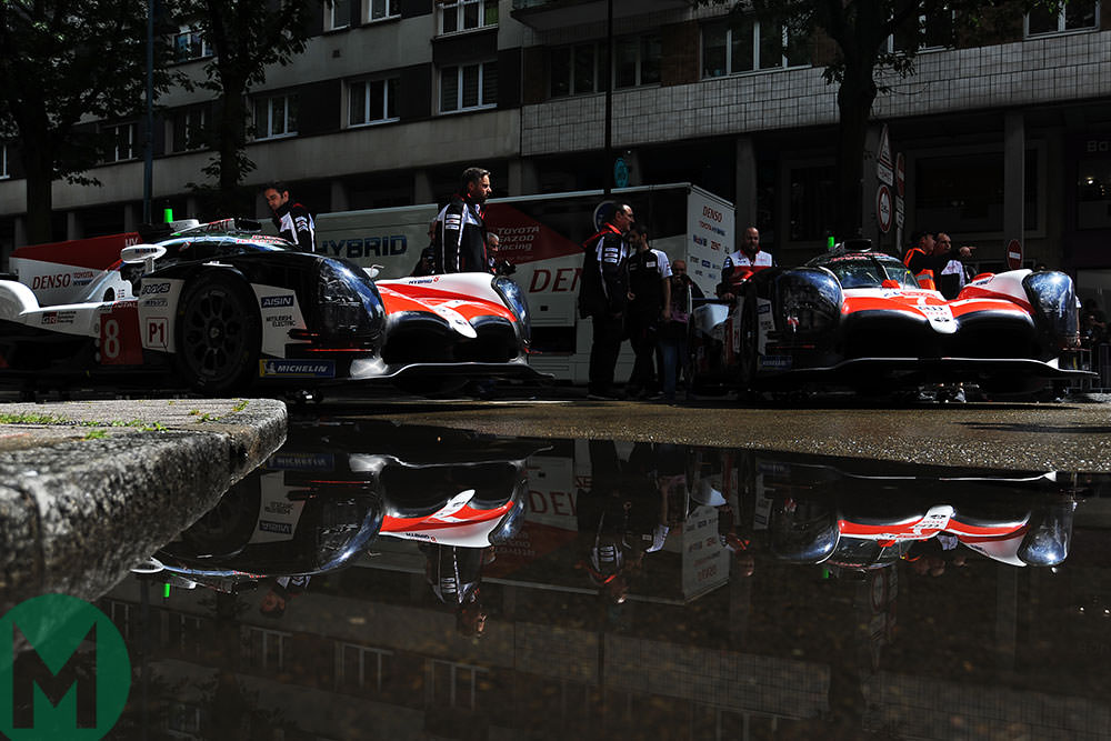 Why Le Mans woes won't stop Toyota this time
