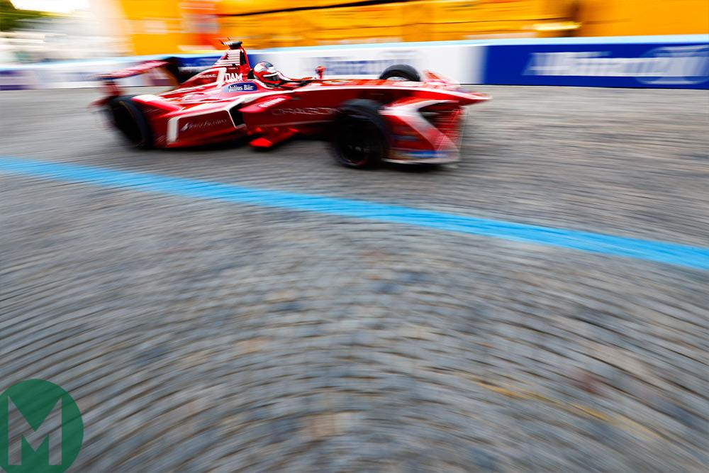 Racing's remarkable Swiss return