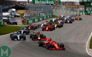 Canadian Grand Prix: Comfortable win for Vettel in Montréal
