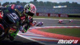 How MotoGP 18 has taken gaming realism up a notch