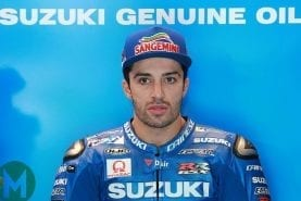 Updated: Iannone to split with Suzuki MotoGP