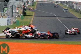 Force India's F1 decade