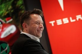 """Andrew Frankel: """"For a company like Tesla, this whiffs of desperation"""""""