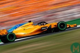 John Barnard: 'McLaren should change its F1 structure'