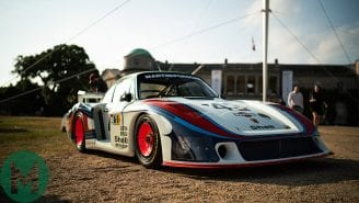 'Physical and formidable' – 'Moby Dick' and Alpine at the FoS